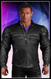 BODYBUILDING JACKETS